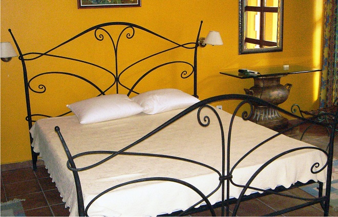 Double-beds