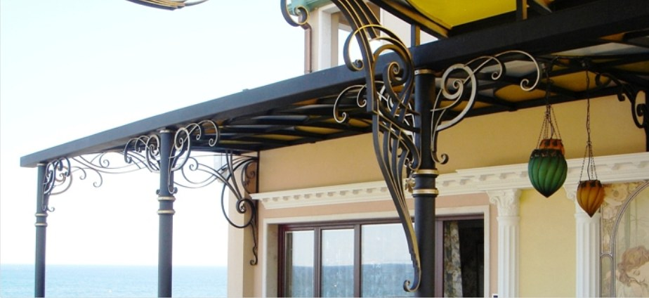 Wrought Iron Construction